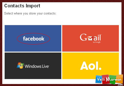 contact import