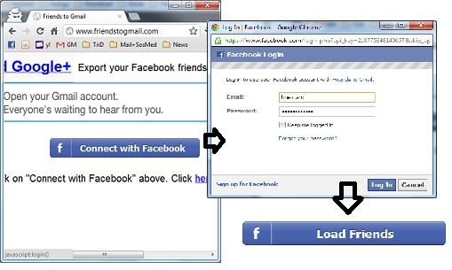 isikan email sama passwordnya